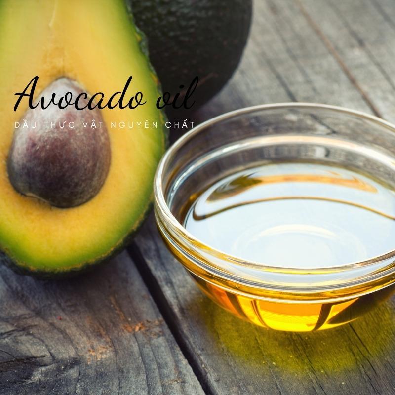 Dầu quả bơ Avocado oil