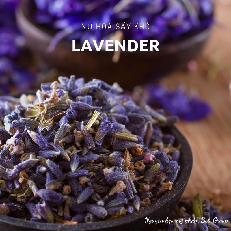 Nụ Lavender khô