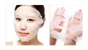 Cách làm mặt nạ giấy hanmade