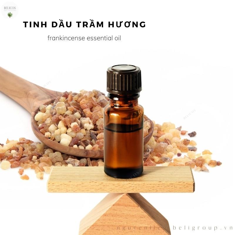 Tinh dầu gỗ trầm hương