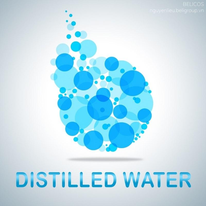 Nước cất 2 lần