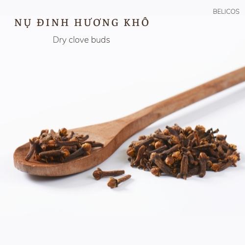 Nụ Đinh Hương khô